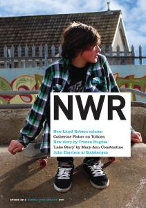 "NWR featuring Nathan Roach's ""Skate Kid"" on the cover"